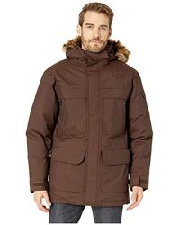 c58f550e4c4ae The North Face Big Tall Mcmurdo Parka Iii (tnf Black) Coat in Black for Men  - Save 29% - Lyst