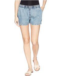 Olive & Oak - ® Washed Woven Shorts - Lyst