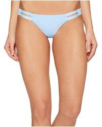 Vitamin A - Neutra Hipster Cheeky Bikini Bottom - Lyst