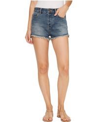 Amuse Society - Kenzie Shorts - Lyst