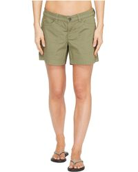 The North Face - Boulder Stretch Shorts - Lyst