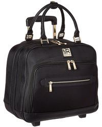 Kenneth Cole Reaction - Give Me A Call - Nylon Wheeled Tote - Lyst
