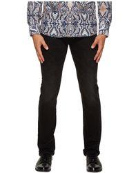 Etro - Regular Fit Jeans In Black - Lyst