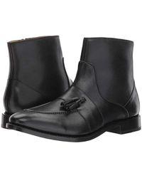 Michael Bastian - Sidney Tassel Zip Boot (nero) Boots - Lyst