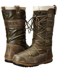 Tecnica - Moon Boot® W.e. Monaco Mix - Lyst