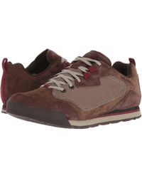 3cf88b9edf20 Teva. Terra-float Travel Knit Water Shoe (for Men).  40. Sierra · Merrell -  Burnt Rock Travel Suede - Lyst