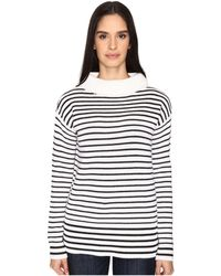 ATM - Roll Neck Cozy Sweater - Lyst