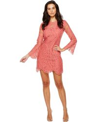 Donna Morgan - A-line Lace Dress - Lyst