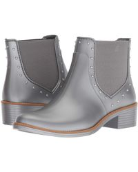 c8379d8a69e0 Lyst - Bernardo Peyton Rain Boot (black Rubber) Women s Rain Boots ...