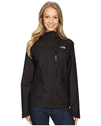 9334df938 The North Face Dryzzle Jacket in Red - Lyst