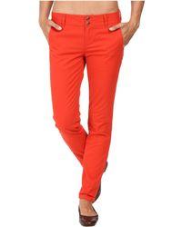 Mountain Khakis - Sadie Skinny Chino Pants - Lyst