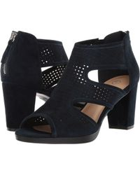 59d57f4360cd Lyst - Jimmy Choo 110mm Leslie Glitter Sandals in Metallic