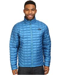 The North Face - Thermoballtm Full Zip Jacket - Lyst