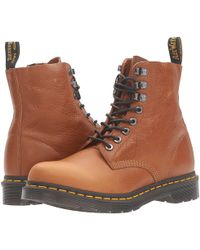 Dr. Martens - Pascal Pm 8-eye Boot - Lyst
