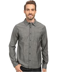 Smartwool | Summit County Chambray Long Sleeve Shirt | Lyst