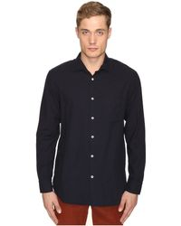Billy Reid - John T Button Up - Lyst