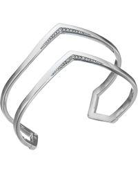 Vera Bradley - Sparkling Cuff Bracelet - Lyst