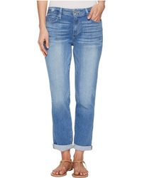 PAIGE - High-rise Jimmy Jimmy Crop In Atterbury - Lyst
