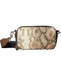 Chinese Laundry - Nano Double Zip Compartment Crossbody - Lyst