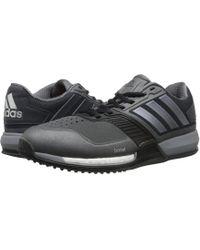 d7f3924122052 Lyst - Adidas Crazytrain Bounce Cross-trainer Shoes in Metallic for Men