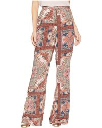 BCBGeneration - Fit And Flare Pants - Lyst