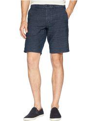 John Varvatos - Casual Shorts With Flatiron Jeans Pocket Details S155u1b - Lyst