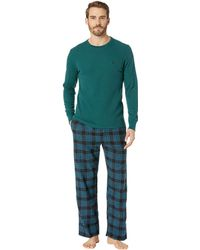 U.S. POLO ASSN. - Flannel Pants & Thermal Crew Gift Set - Lyst