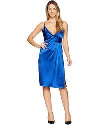 Lyst Bec Bridge Mystify Midi Dress In Pink Save 3387096774193549