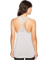 Pj Salvage - Lace Back Tank Top - Lyst