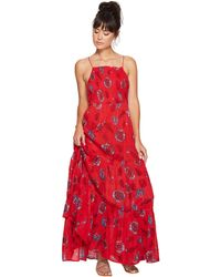 Free People - Garden Party Maxi Dress - Lyst