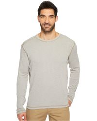 Mod-o-doc - Kirby Cove Long Sleeve Crew - Lyst