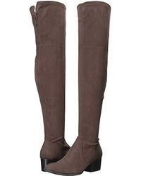 588ae71c4da5 Women's Kenneth Cole Over-the-knee boots On Sale - Lyst