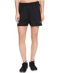 Nike - Dri-fittm Academy Knit Shorts - Lyst