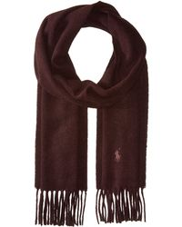 Polo Ralph Lauren | Classic Cashmere Scarf | Lyst