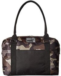 341a1561a452 MICHAEL Michael Kors Jet Set Travel Camouflage-Print Tote in Green ...