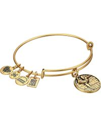 ALEX AND ANI - Team Usa Gymnastics Bangle - Lyst