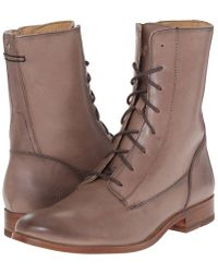 Frye - Melissa Lace-up Boot - Lyst