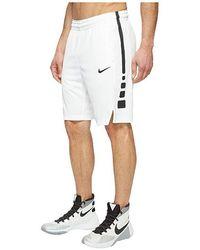 bfa5a3f6e Nike Men's Kobe Elite Dri-fit Basketball Shorts in Blue for Men - Lyst