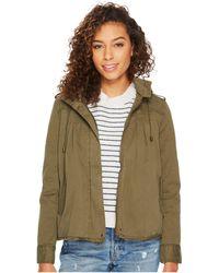 Lucky Brand - Raw Edge Military Jacket - Lyst