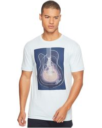 Ben Sherman - Short Sleeve Guitar Graphic Tee - Lyst