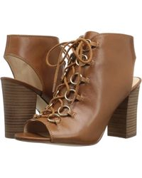Nine West - Bree Leather Boot - Lyst