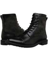 Kenneth Cole Reaction - Design 20655 Combat Boot - Lyst