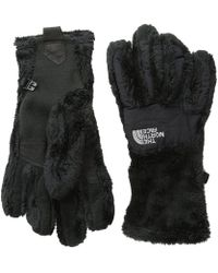 The North Face - Women's Denali Thermal Etiptm Glove (tnf Black (prior Season)) Extreme Cold Weather Gloves - Lyst