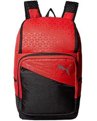 008c78d4a70 PUMA - Evercat Epoch Backpack (black/red) Backpack Bags - Lyst