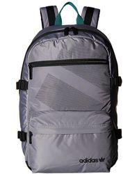 b4ffeabb45 adidas Originals - Originals Equipment Blocked Backpack - Lyst