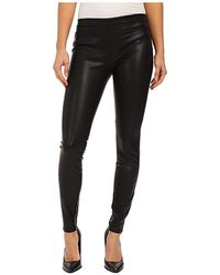 9bae10600560c Urban Outfitters Silence Noise Vegan Leather Moto Skinny Pants in ...