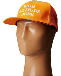 89c74e54b3d The North Face - Keep It Structured Trucker Hat - Lyst