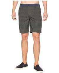 1fc7646f94 Rip Curl - Mirage Crestview Boardwalk Hybrid Shorts (black) Shorts - Lyst