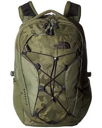 The North Face - Borealis (four Leaf Clover Camo Print/four Leaf Clover) Backpack Bags - Lyst