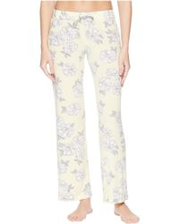 Pj Salvage - Sunshine Days Floral Pants - Lyst